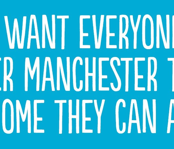 We Want Everyone in Greater Manchester to Live in a Home They can Afford