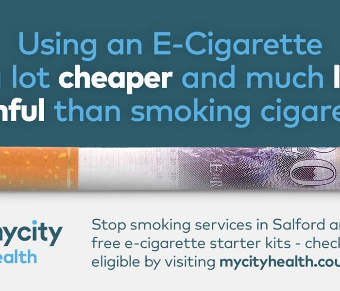 Irwell Valley supports campaign to help people quit smoking.