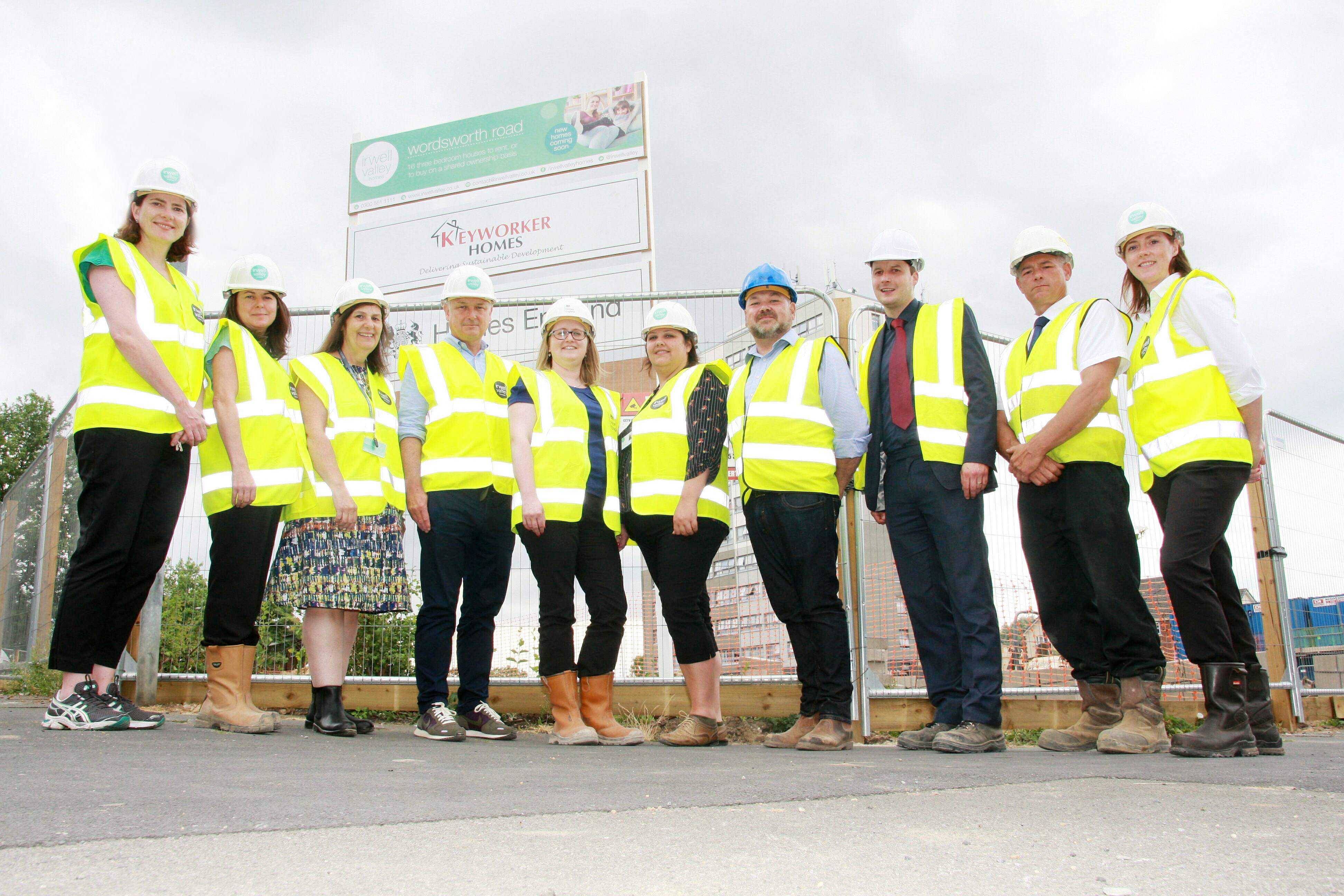 New homes affordable homes for Haughton Green