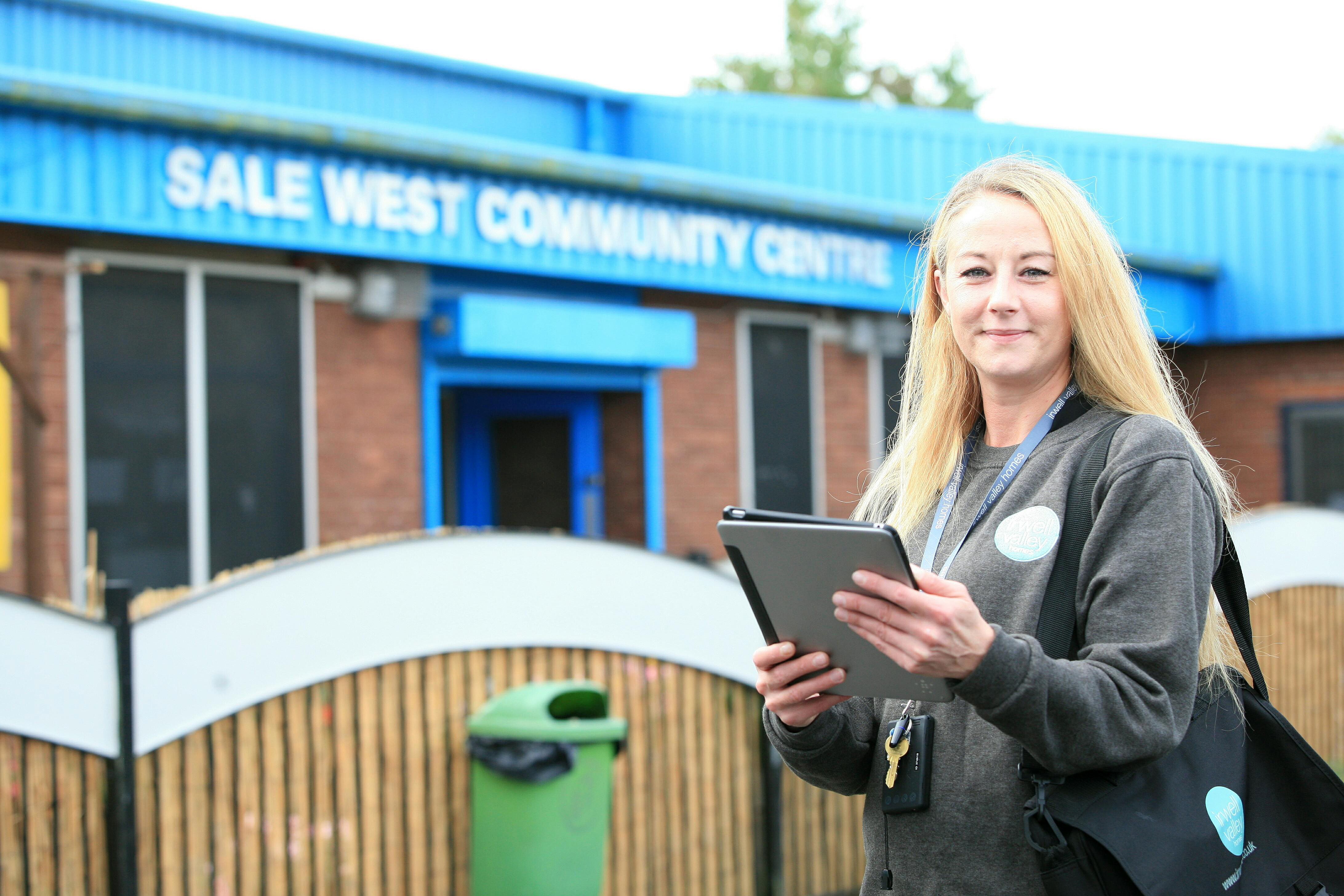 Improving homes and neighbourhoods in Sale West