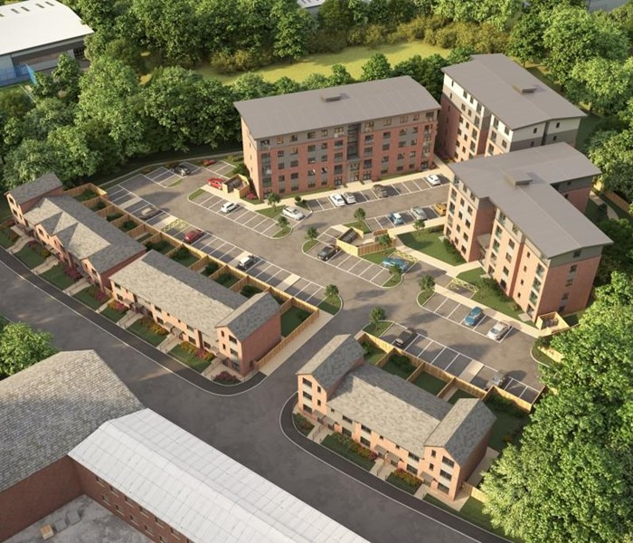 Irwell Valley Homes agrees £50m funding package to deliver new homes