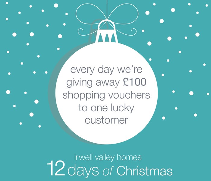 12 days of Christmas - festive give away